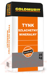 GOLDMURIT tynk mineralny 1,5 mm 25kg